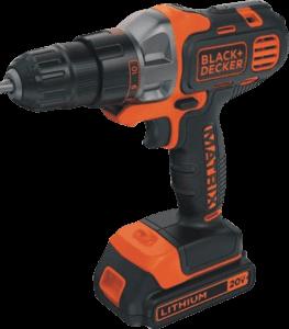 BLACK + DECKER BDCDMT120C Cordless Drill