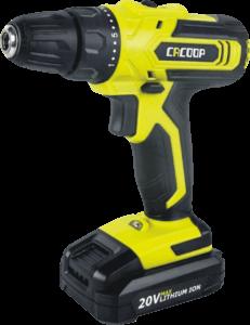 CACOOP-20V-CCD20001LBB-cordless-drill