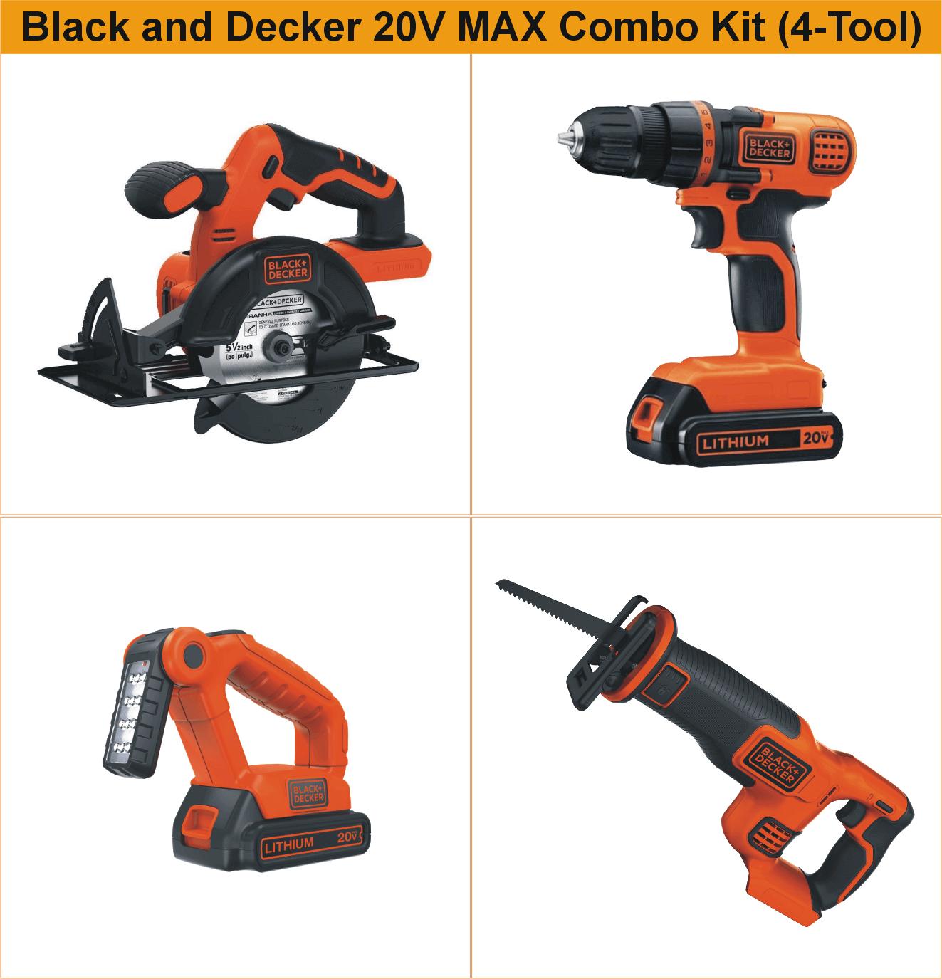 BLACK + DECKER 10V Max Cordless Drill