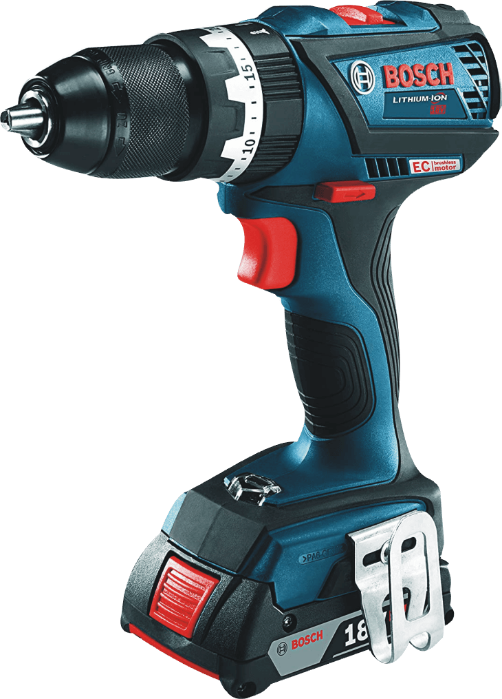 Bosche HDS183-02 18V Brushless Compact Tough Hammer Drill