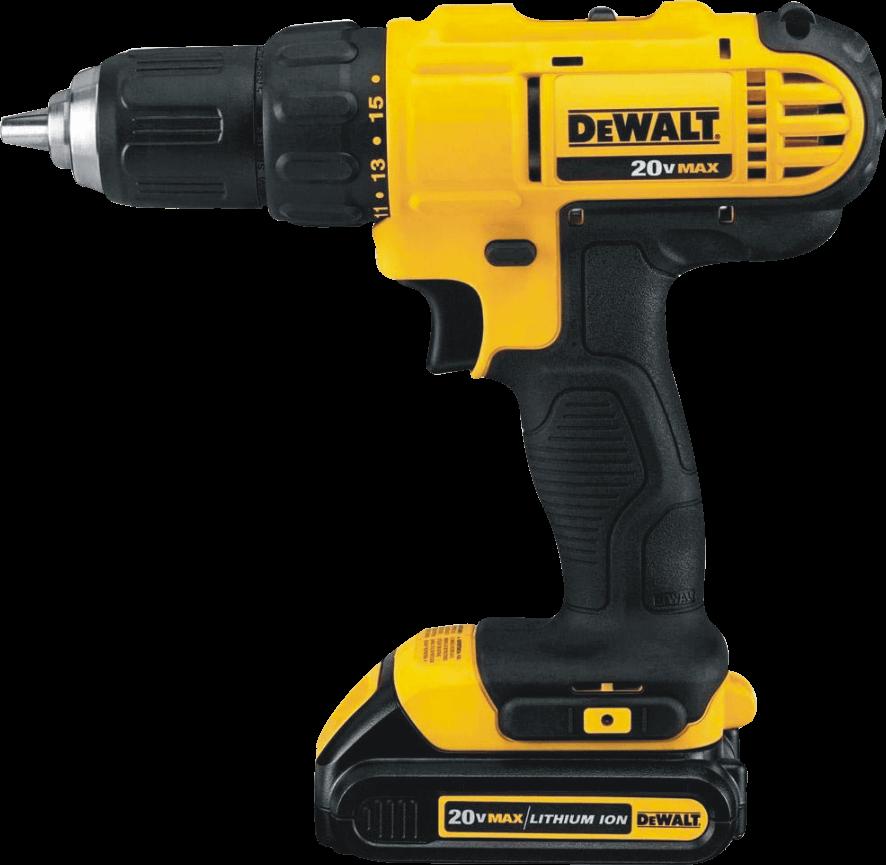 DEWALT Brush Cordless Drill DCK240C2