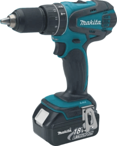 Makita-XPH012-18V-drill