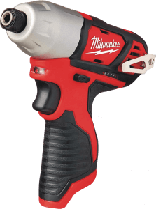 Milwaukee-2462-20-M12-1/4-Inch-Hex-Shank-12-Volt-Lithium-Ion-Cordless-2500-RPM
