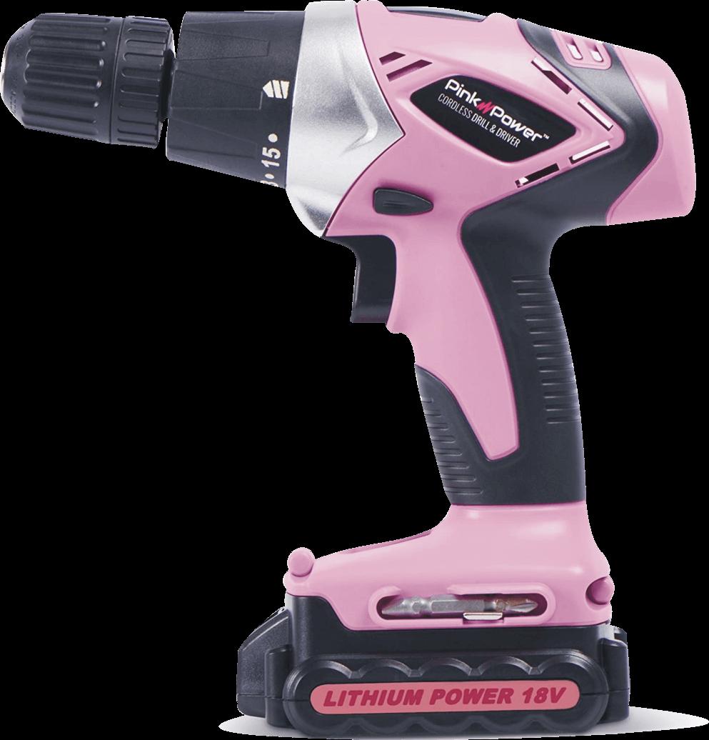Pink Power PP182LI Electric Drill
