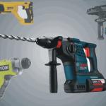 best-cordless-rotary-hammer-drills