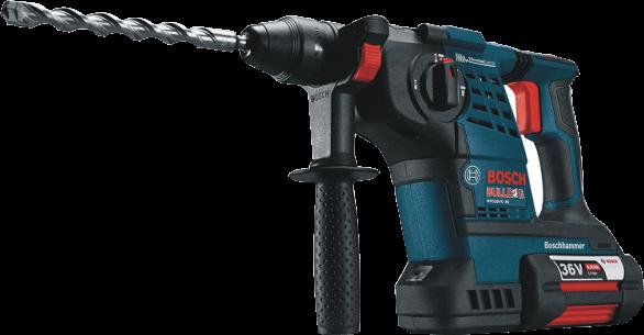Bosch RH328VC-36K 36V SDS-plus Rotary Hammer
