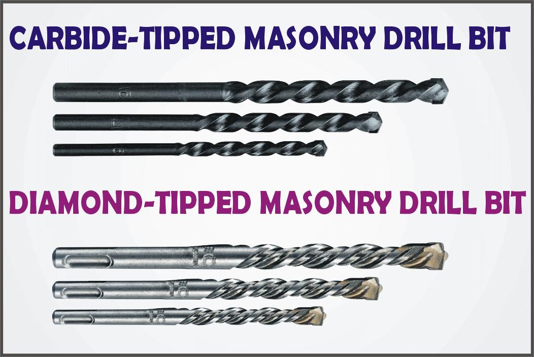 diamond-vs-carbide-tipped-masonry-drill-bit
