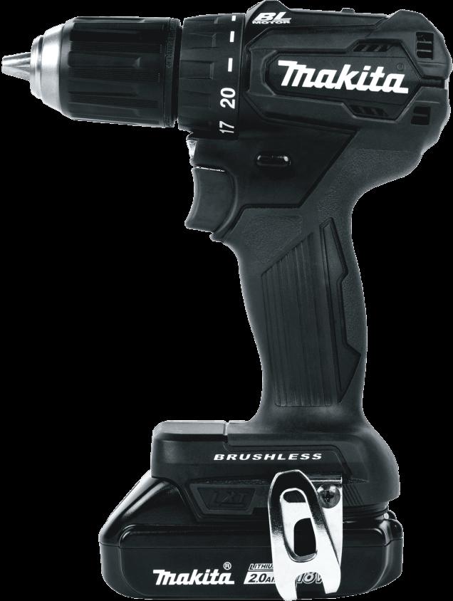 Makita CX200RB 18V LXT Lithium-Ion Sub-Compact Brushless Cordless 2-Pc. Combo Kit