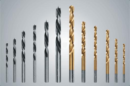 metal-drill-bits-vs-wood-drill-bits