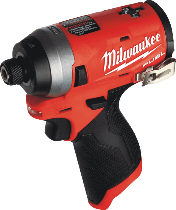 Milwaukee 2553-20 M12 1/4 Inch Hex Shank 12 Volt Cordless Impact Driver (Tool Only)