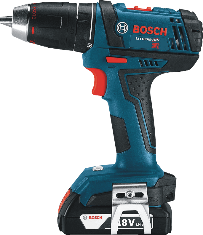 Bosch Power Tools DDB181-02 18V Driver Kit