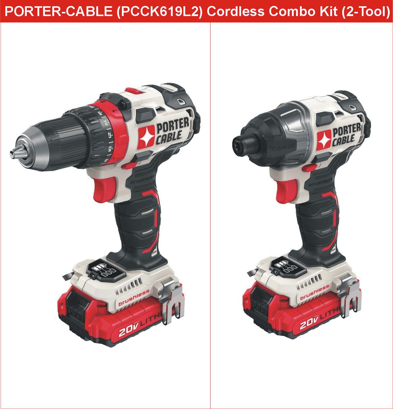 porter-cable-pcck619l2-20v-max-cordless-drill-combo-kit-brushless-2-tool