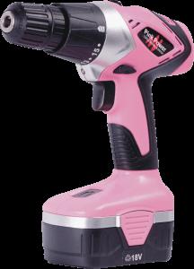 pink-power-drill-pp182-18v-cordless-driver-kit-for-women