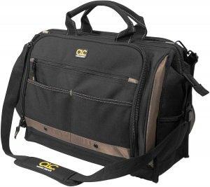 Custom Leathercraft 50 Pocket Tool Bag