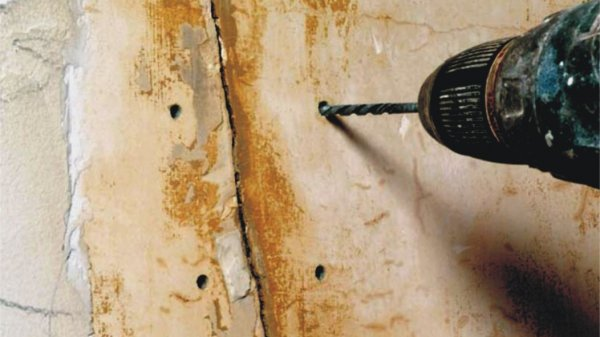 How To Drill Into Plaster